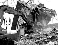 Демонтаж дачного дома цена