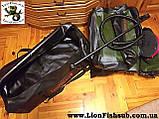 Сумка DIVER-FISHING LionFish.sub (100л) из ПВХ для Подводных и Рыбацких Принадлежностей/Аксессуаров/Снаряжения, фото 6