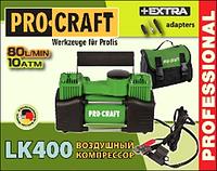 Компрессор автомобильный ProСraft LK400