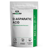 D-аспарагиновая кислота (D-Aspartic Acid) 100 г, фото 1