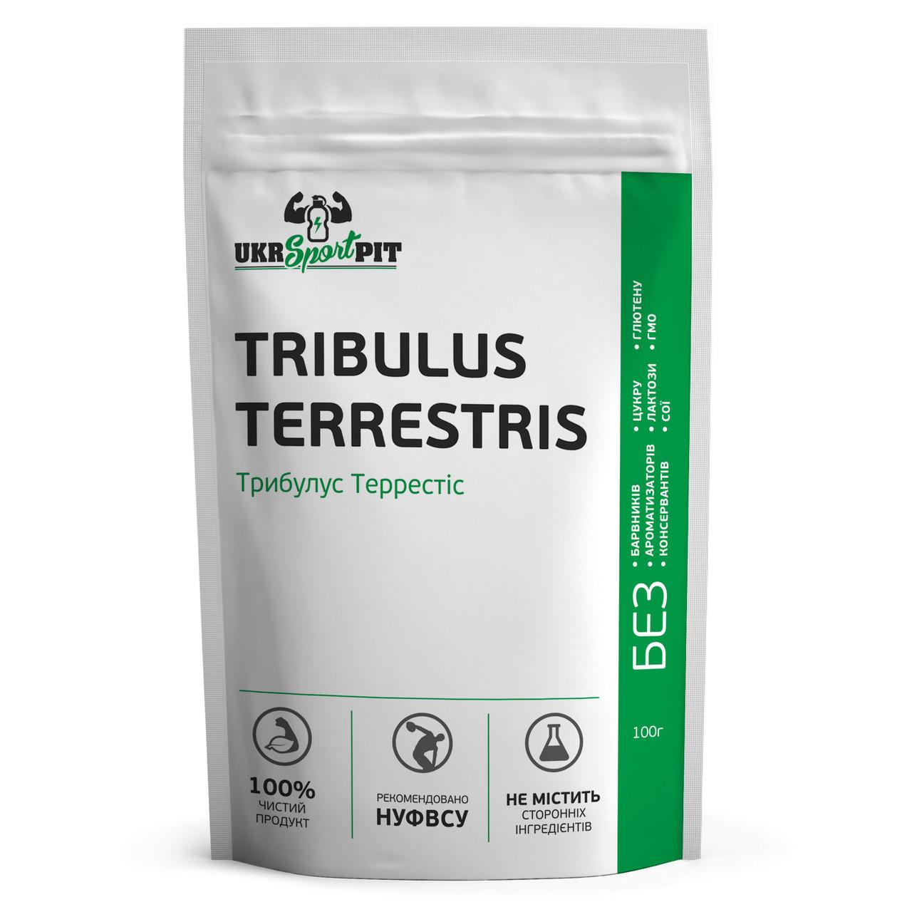 Трибулус (65% сапонинов) Tribulus Terrestris 100 г