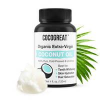 Кокосовое масло для полоскания рта Cocogreat, 120 мл SKL30-150565