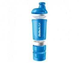 Смарт Шейкер BioTech USA синий 600 мл / Smart Shaker blue