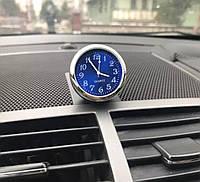 Автомобильные часы - шарик для салона авто на батарейке