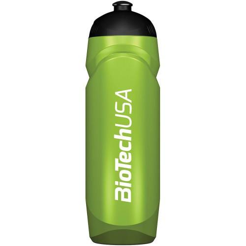 Бутылочка для питья спортивная BioTech USA   Зеленая