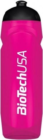 Бутылочка для питья спортивная BioTech USA   Розовая