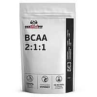 BCAA 2:1:1 (чистые) 500 г