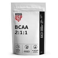 BCAA 2:1:1 в капсулах (100 капс. * 400мг) Без вкусовых добавок, 300 шт.