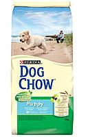 DOG CHOW Puppy.корм для щенков на основе мяса ЯГНЕНКА 14кг