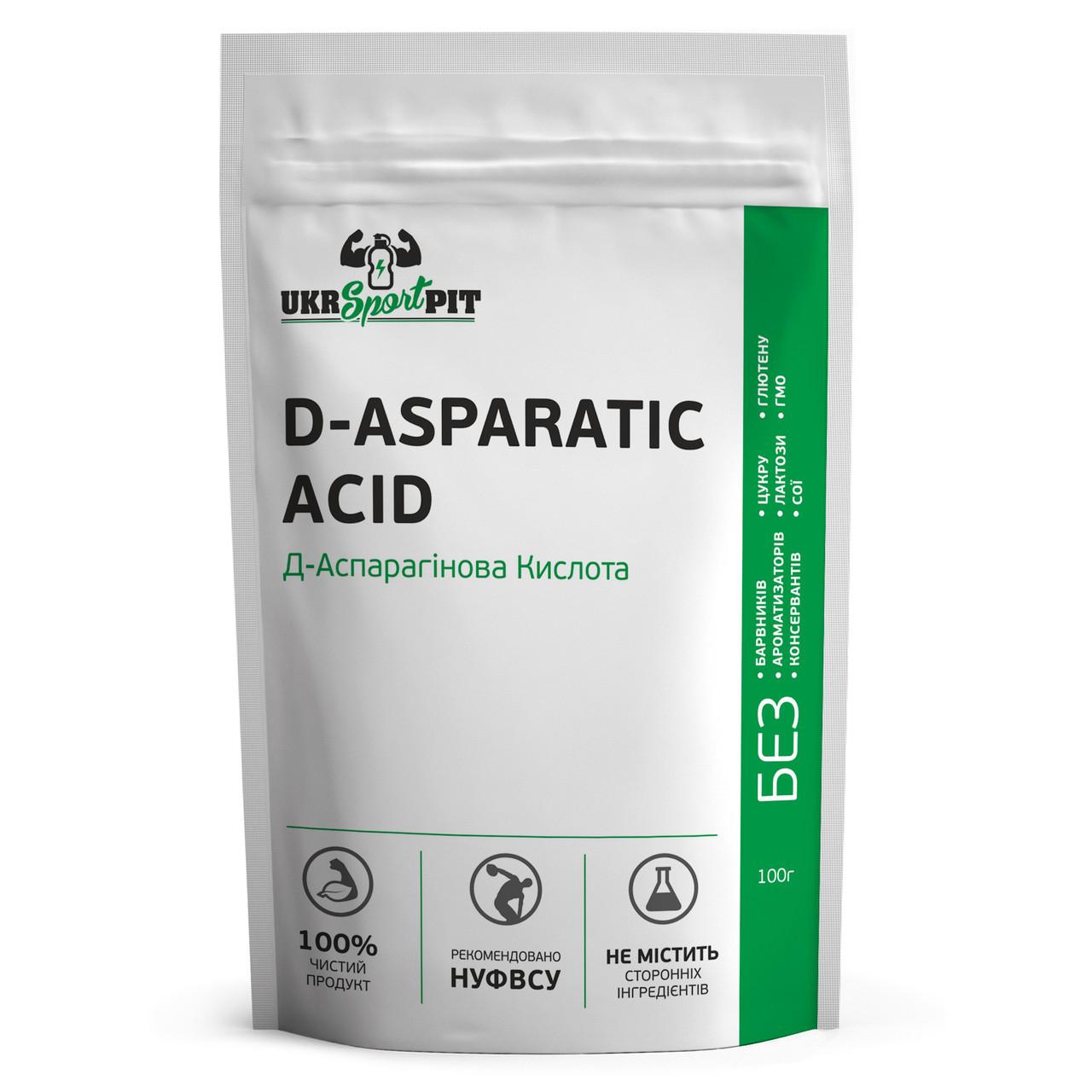 D-аспарагиновая кислота (D-Aspartic Acid) 300 г
