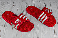 МУЖСКИЕ ШЛЕПАНЦЫ Adidas Total Red