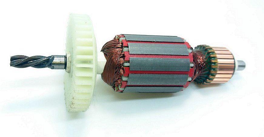 Ротор для электродрели ø35х35х144.5