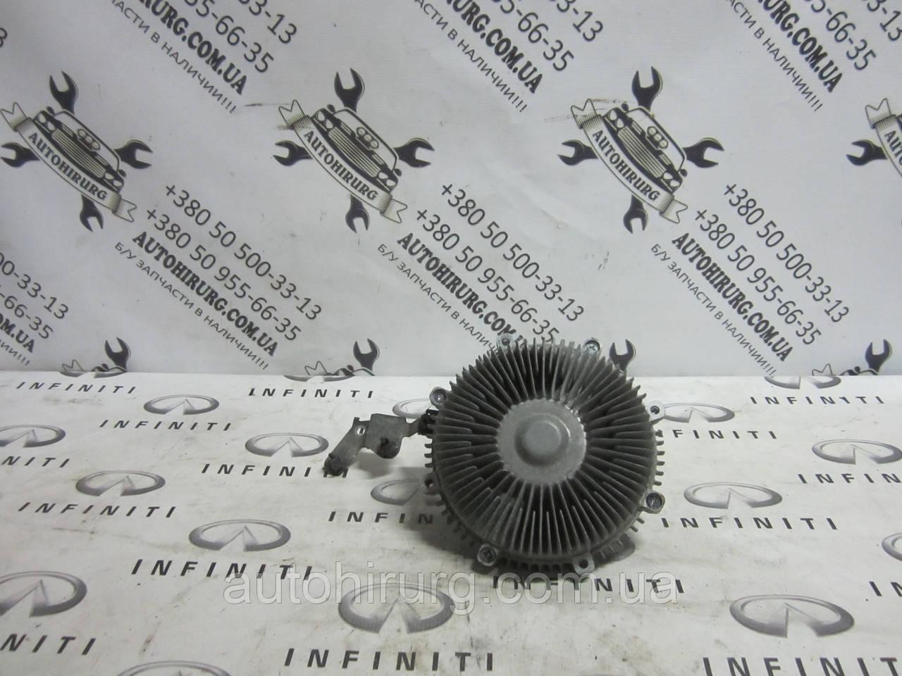 Вискомуфта Infiniti Qx56 / Qx80 - Z62, фото 1