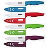 Нож кухонный керамический Kamille разделочный  KM-5157