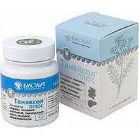 Танаксол Плюс, 42 г гранулы -  противолямблиозное, желчегонное, гепатозащитное, мягкое слабительное