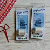 Водорастворимая нитка Madeira для разметки канвы (Wash Away)