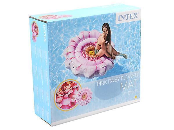 """Матрас """"Розовый цветок"""" INTEX (58787)"""