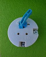 Терморегулятор механический OASIS 20A / 250V / T115 с синим флажком / L=270мм (копия Cotherm TSE 16A)  Китай