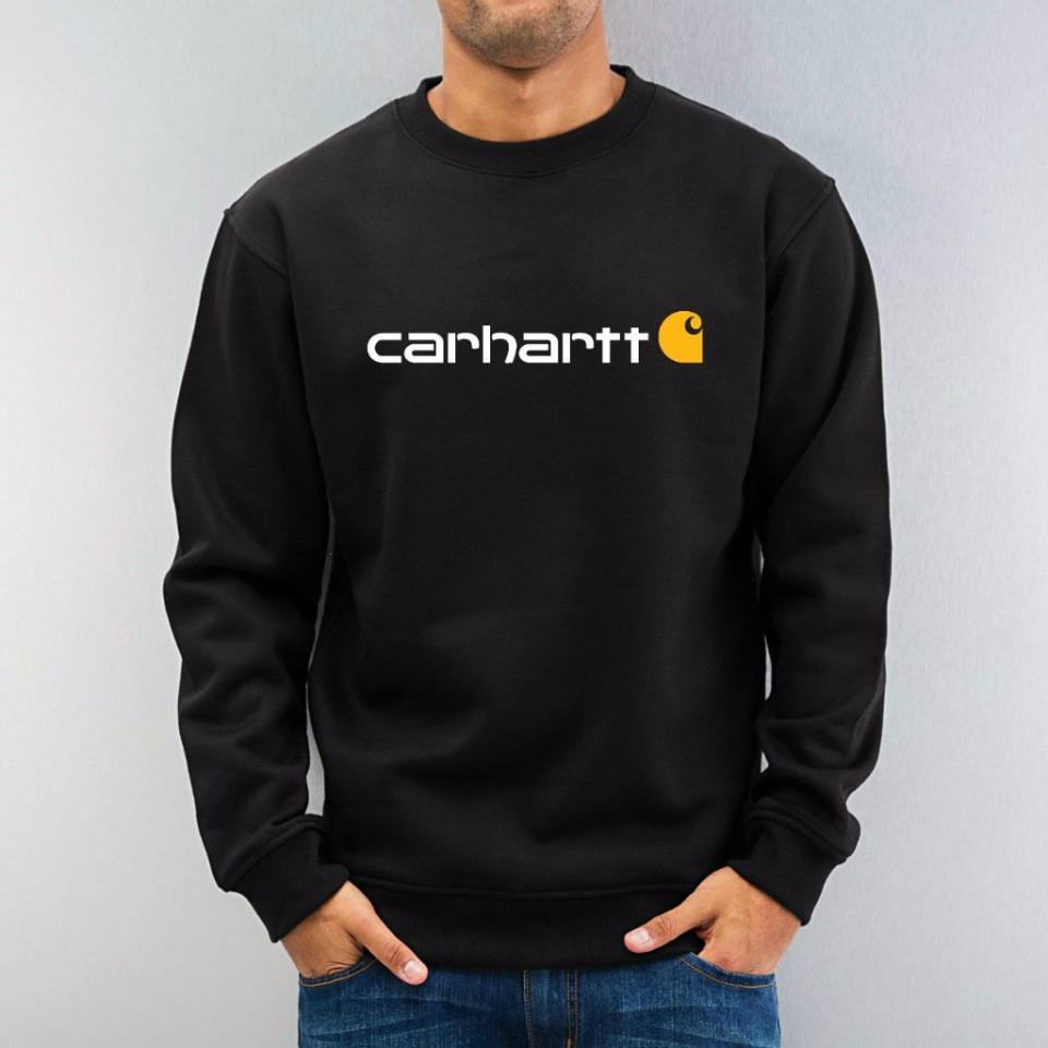Чоловічий спортивний світшот CARHARTT, чорна