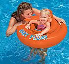 Надувной плотик круг Baby Float 1-2 года Intex 56588, фото 3
