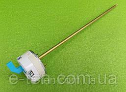 Терморегулятор механический OASIS 20A / 250V / T115 с синим флажком / L=260мм (копия Cotherm TSE 16A)  Китай