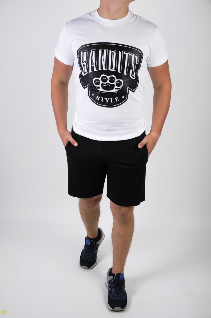 Футболка + шорты (мужской летний костюм). ТОП качество!!!