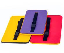 Туристическое сидение, 30х40 см, разноцветные,  т. 10 мм, TERMOIZOL®