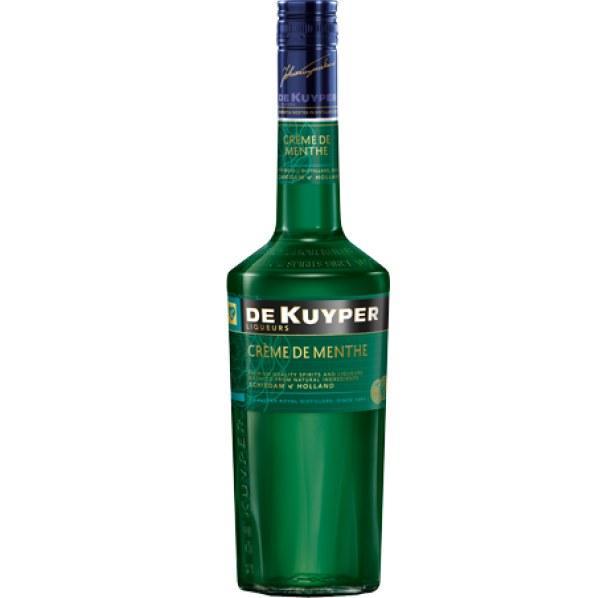 Ликер De Kuyper Creme De Mente (Де Кайпер Крем Де Менте) 24%, 1 литр