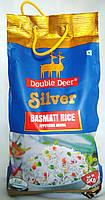 Рис Басматі Silver Double Deer 5 кг, фото 1