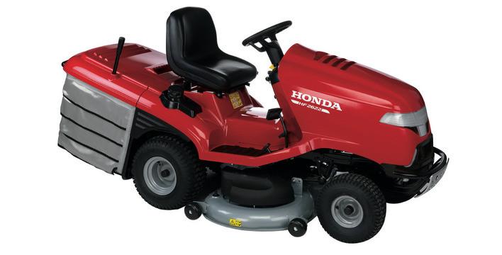 Садовый трактор Honda (Хонда) HF2622 ездовая газонокосилка райдер