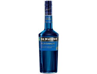 Лікер De Kuyper Blue Curacao (Де Кайпер Блю Кюрасао) 20%, 1 літр