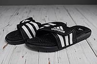МУЖСКИЕ ШЛЕПАНЦЫ Adidas Black/White