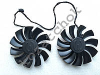 Вентилятор №139 кулер для видеокарты EVGA GTX 960 970 980 1050 1060 1070 1080Ti PLA09215B12H T129215SU GA91S2U