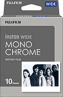 Фотопленка Fujifilm Colorfilm instax wide monochrome 10 Packy ( на складе )