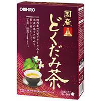 ORIHIRO Зелёный чай Докудами 26 пак