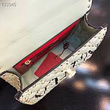 Сумка, клатч от Валентино Rockstud 24 см кожаная реплика, фото 5