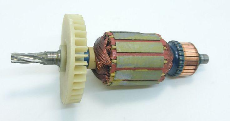 Ротор для электродрели ø35х30х129