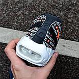 """Мужские кроссовки Nike Air Max 95 Just Do It """"Pack Black"""" с балоном черные Живое фото (Реплика ААА+), фото 3"""
