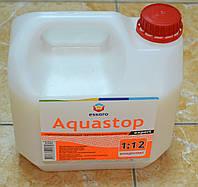 Мелкодисперсионный глубокопроникающий грунт-концентрат 1 : 12 Aquastop Expert Eskaro 3 л