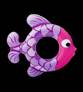 Детский надувной круг Рыбка