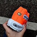 "Мужские кроссовки Nike TN Air Max Plus Just Do It ""Pack Orange"" с балоном оранжевые. Живое фото (Реплика ААА+), фото 4"