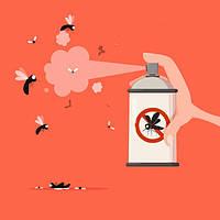Средства защиты от летающих насекомых