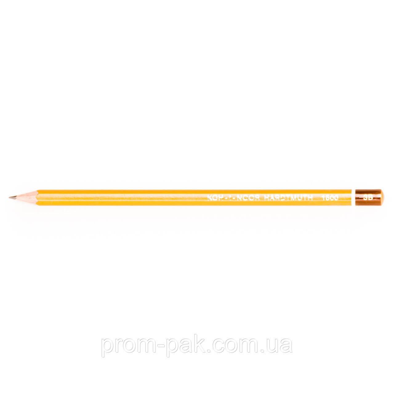 Простые карандаши  koh i noor 3Н
