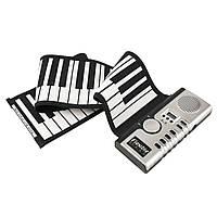 Гибкое пианино MIDI клавиатура синтезатор пианино 61 кл 2000-00329, фото 1