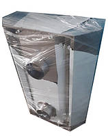 Зонт островной 1500х1000х400 мм с фильтрами из нержавейки