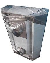 Зонт острівної 1500х1000х400 мм з фільтрами з нержавійки