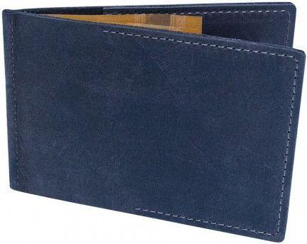 Кожаный кошелек-зажим BermuD М17, B 30-18S-17-1 мужской