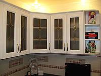 Витраж на кухонный фасад НS-2