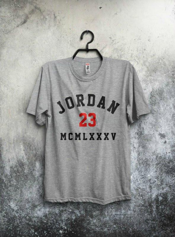 Брендовий футболка JORDAN