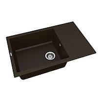 Кухонна мийка VANKOR Orman OMP 02.78 XL, фото 2